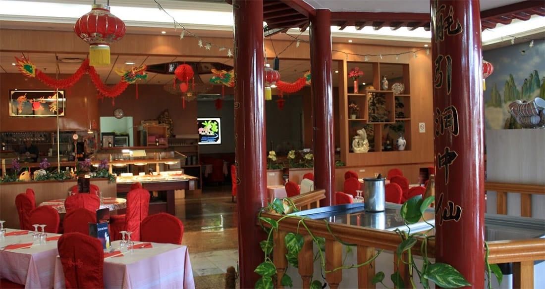 Le restaurant chinois Saveurs d'Asie à St-herblain